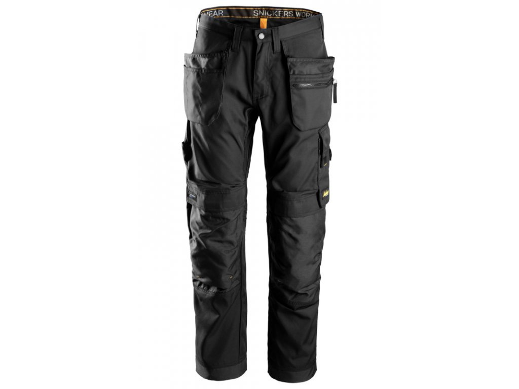 Kalhoty AllroundWork sPK černé