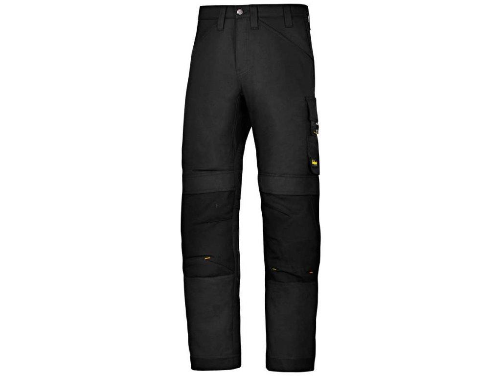Kalhoty AllroundWork černé