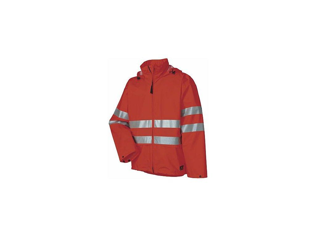Reflexní pláštěnka Narvik - oranžová Hi-Vis