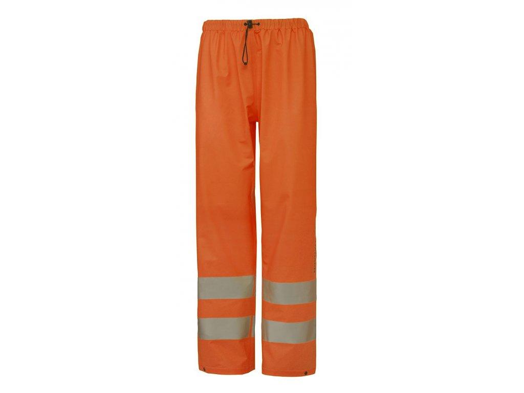 Reflexní kalhoty do deště NARVIK Helly Hansen -  oranžová Hi-Vis