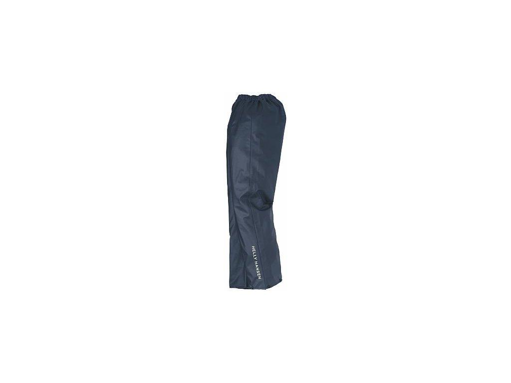Nepromokavé kalhoty VOSS - modrá S