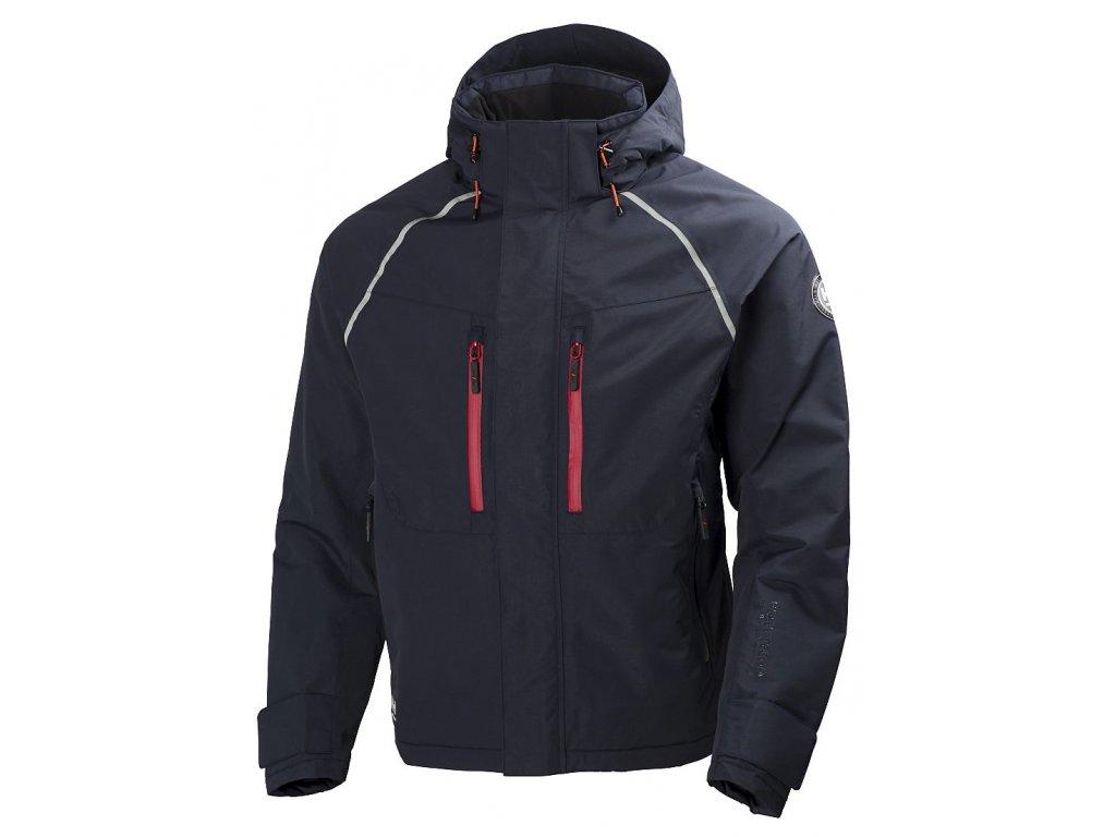 Zimní bunda ARCTIC - navy XS