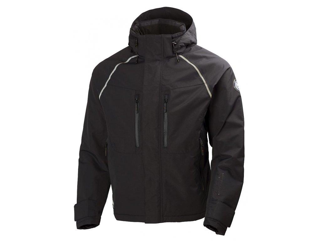 Zimní bunda Arctic - černá XS