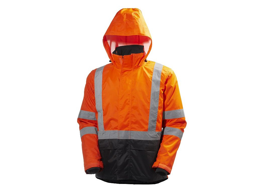 Reflexní bunda ALTA CIS Helly Hansen - oranžová Hi-Vis