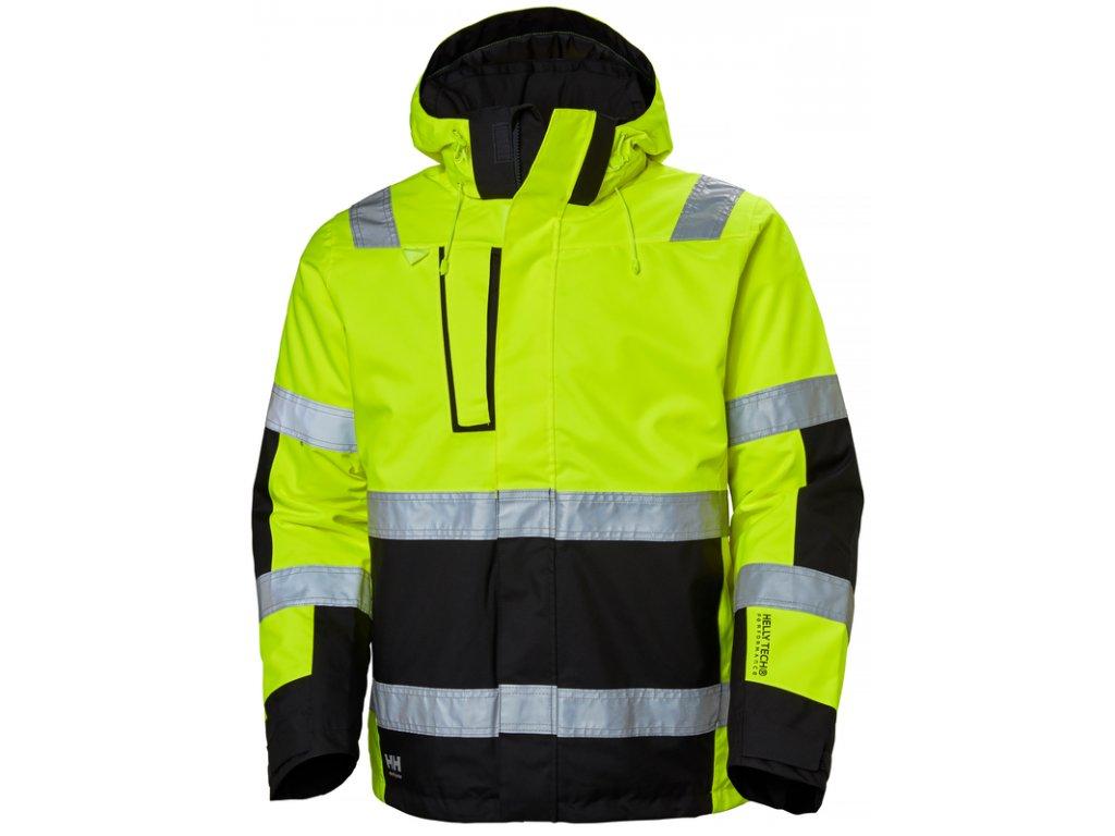 Reflexní zimní bunda ALNA Helly Hansen - žlutá XS žlutá Hi-Vis