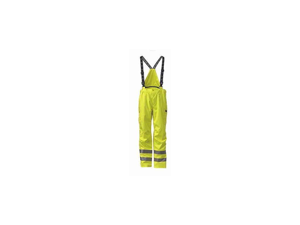 Kalhoty Rothenburg - žlutá Hi-Vis