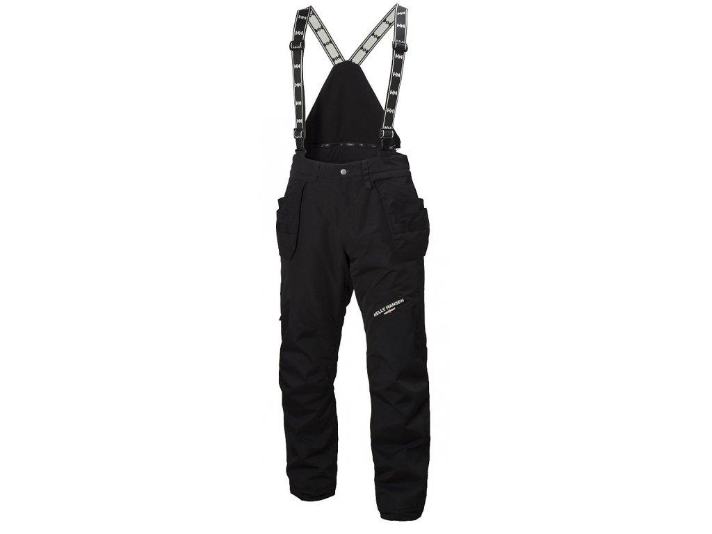 Zimní pracovní kalhoty ARCTIC Helly Hansen 44 černá