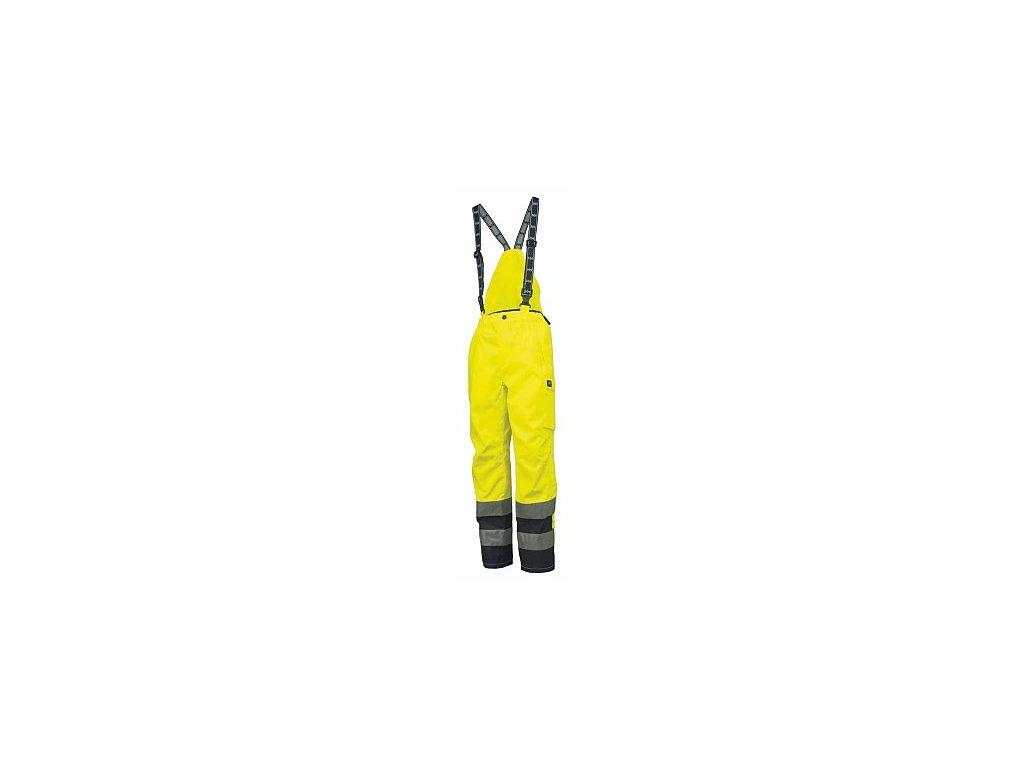 Reflexní zimní kalhoty POTSDAM Helly Hansen - žlutá Hi-Vis