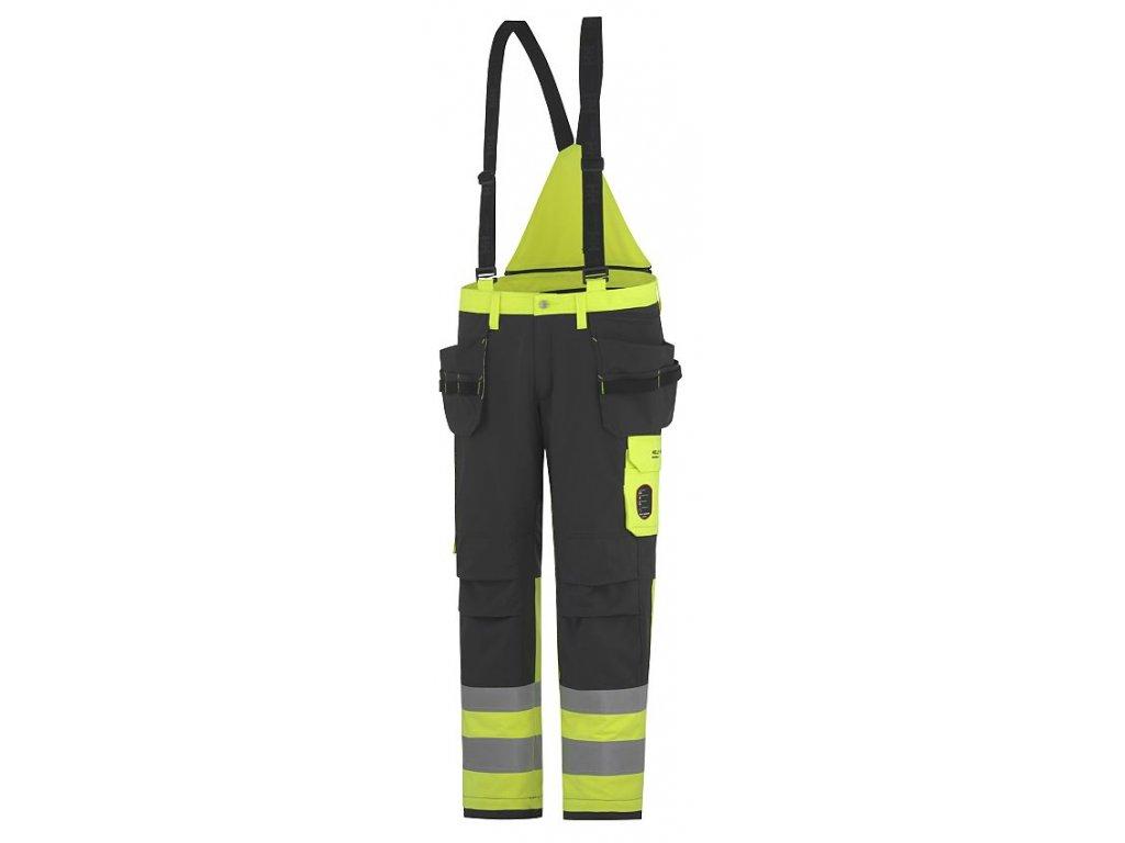 Zimní kalhoty ABERDEEN INSULAT const.pant žlutá Hi-Vis