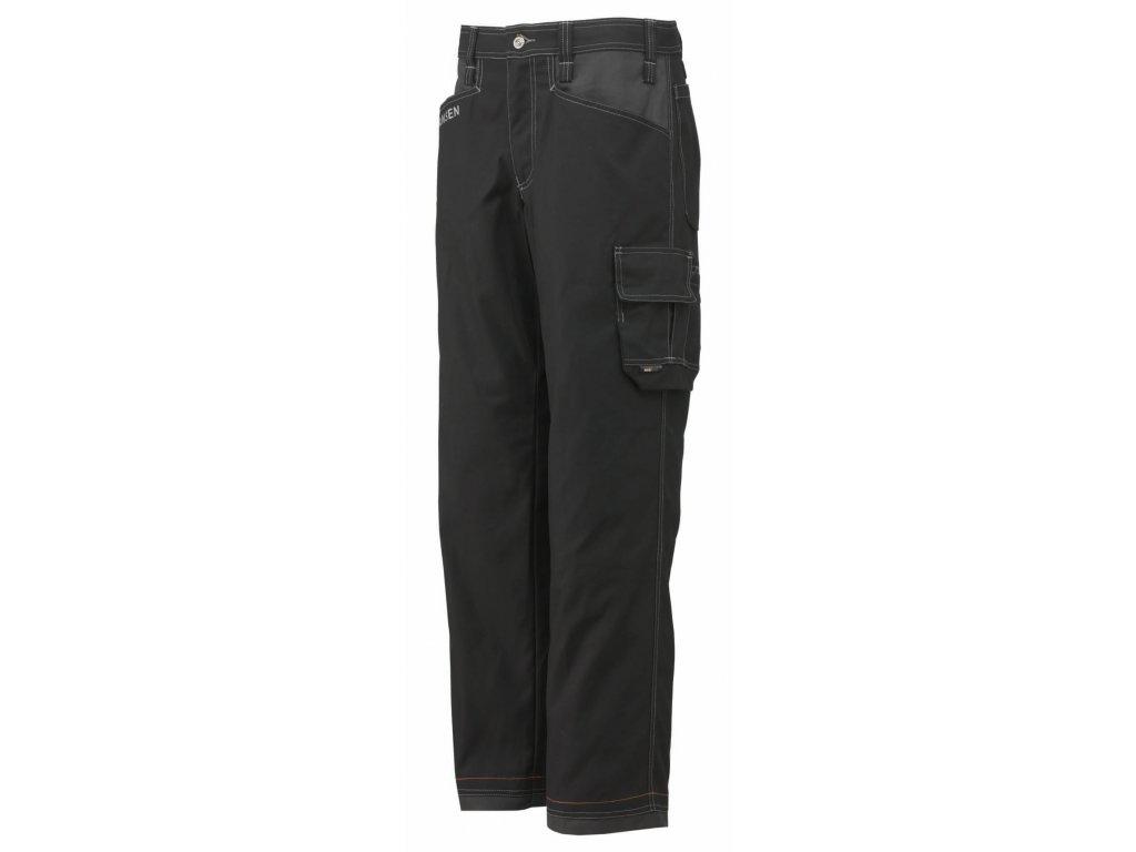 Kalhoty CHELSEA SERVICE Helly Hansen - černé