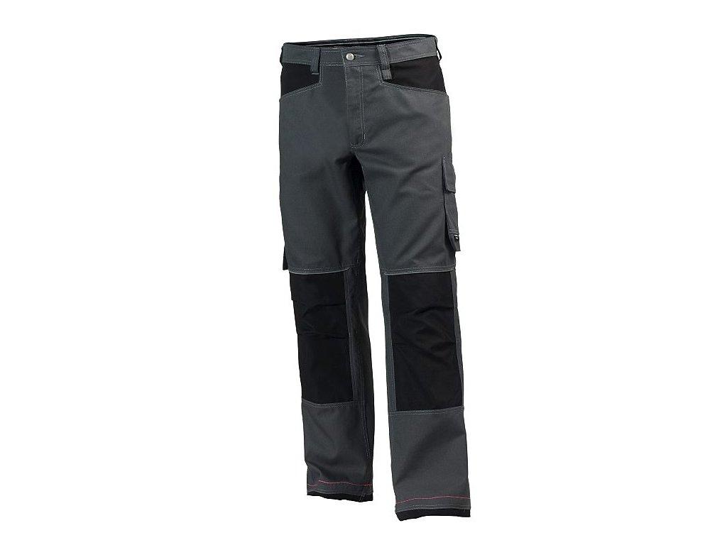 Pracovní kalhoty CHELSEA Helly Hansen - šedá/černá