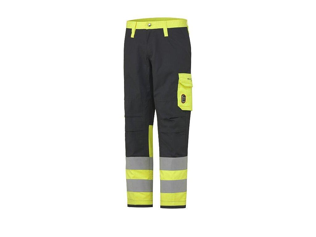 Kalhoty Aberdeen CL1 žlutá Hi-Vis