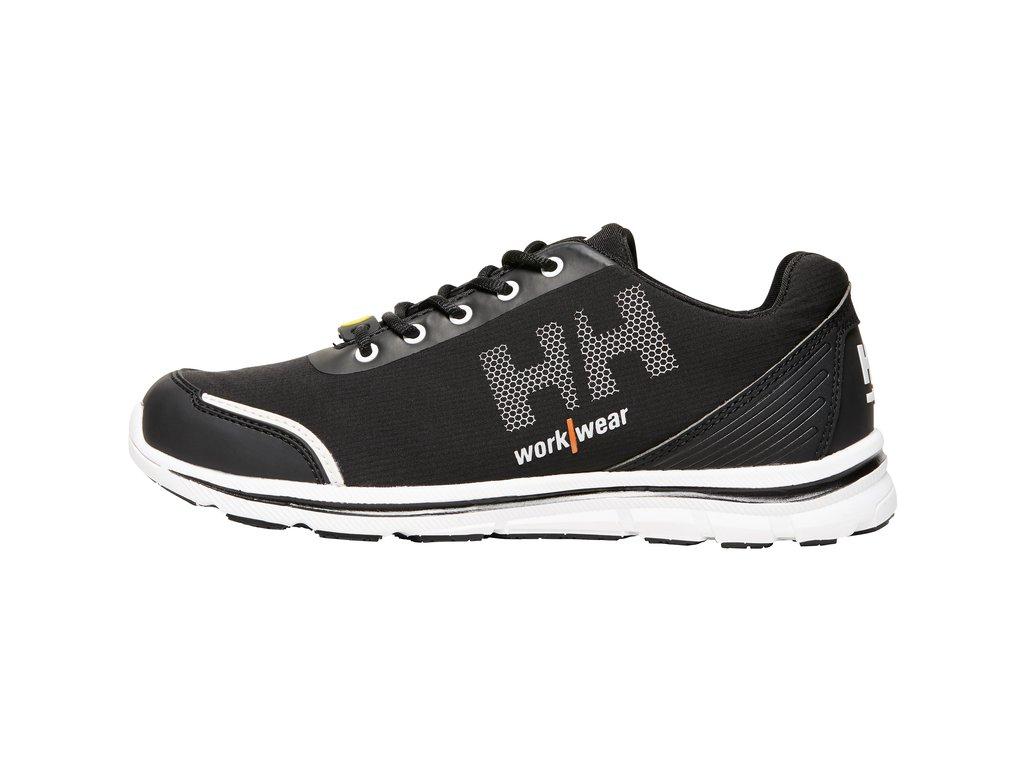 Polobotka OSLO SOFT TOE O1 Helly Hansen - černá 36 černá