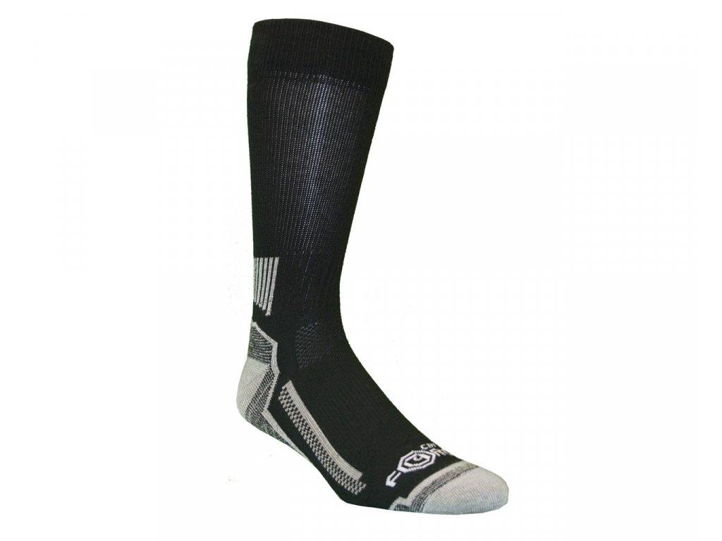 Ponožky Carhartt M Force Performance Work Crew Sock 3-PACK