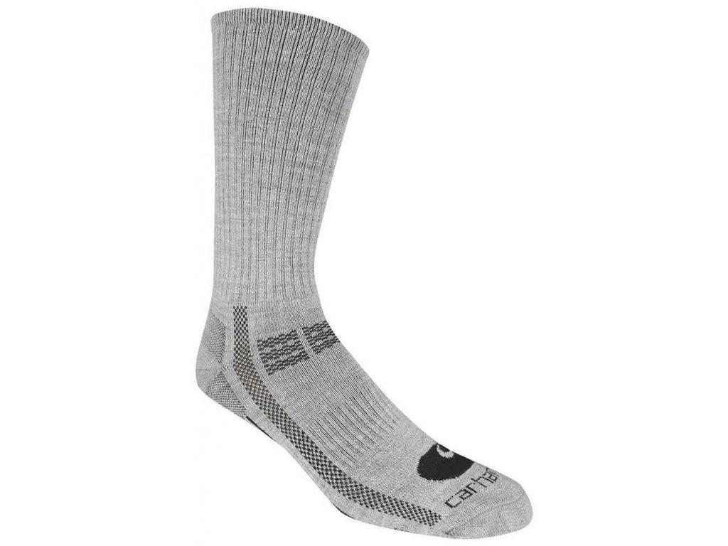 Ponožky Carhartt M ALL-SEASON COTTON WORK SOCK 3-PACK