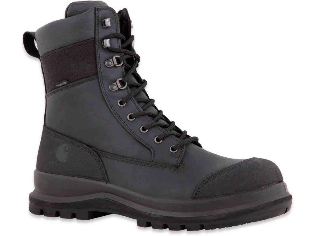 Kotníková obuv Carhartt Men´s Detroit Rugged Flex Waterproof Insulated S3 High Work Boot