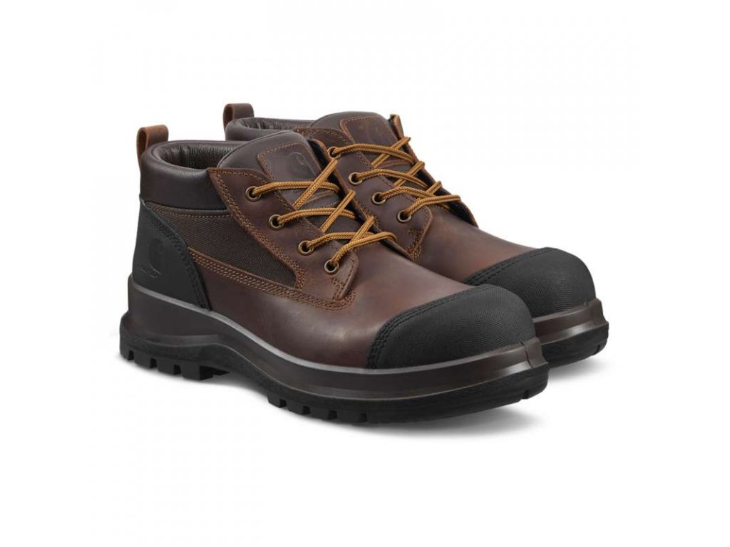 Pracovní obuv Carhartt Men´s Detroit Rugged Flex Water Resistant S3 Chukka Work Boot