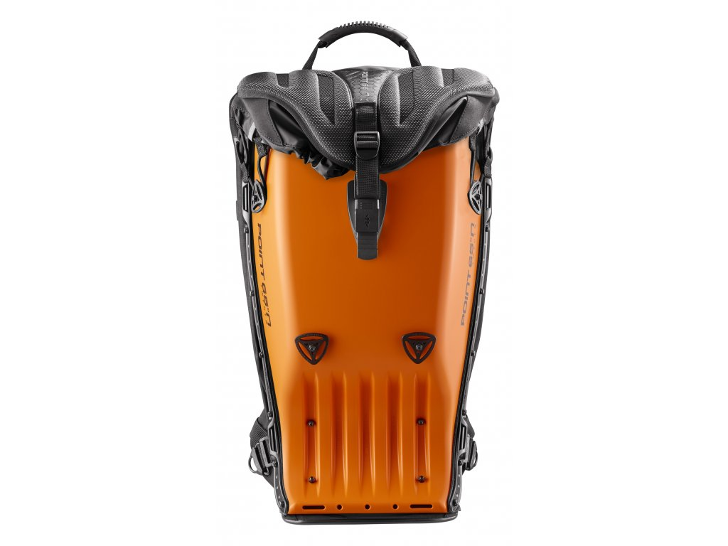 Boblbee 25L GTX Lava - Point65 Oranžová mat