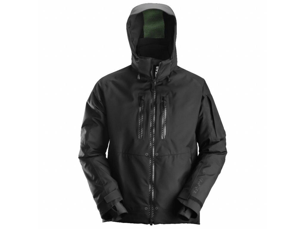 Bunda FW GORE-TEX® černá Snickers Workwear