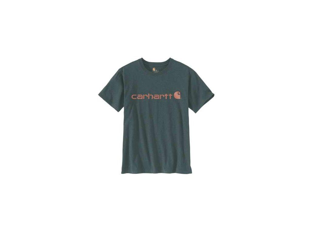 Dámské triko Carhartt Workwear Logo Short-Sleeve T-Shirt