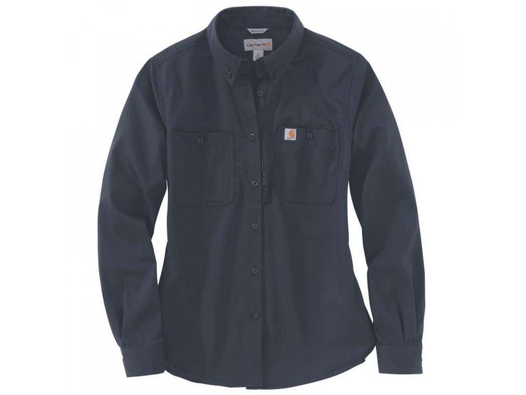 Dámská košile Carhartt Rugged Professional Long Sleeve Shirt
