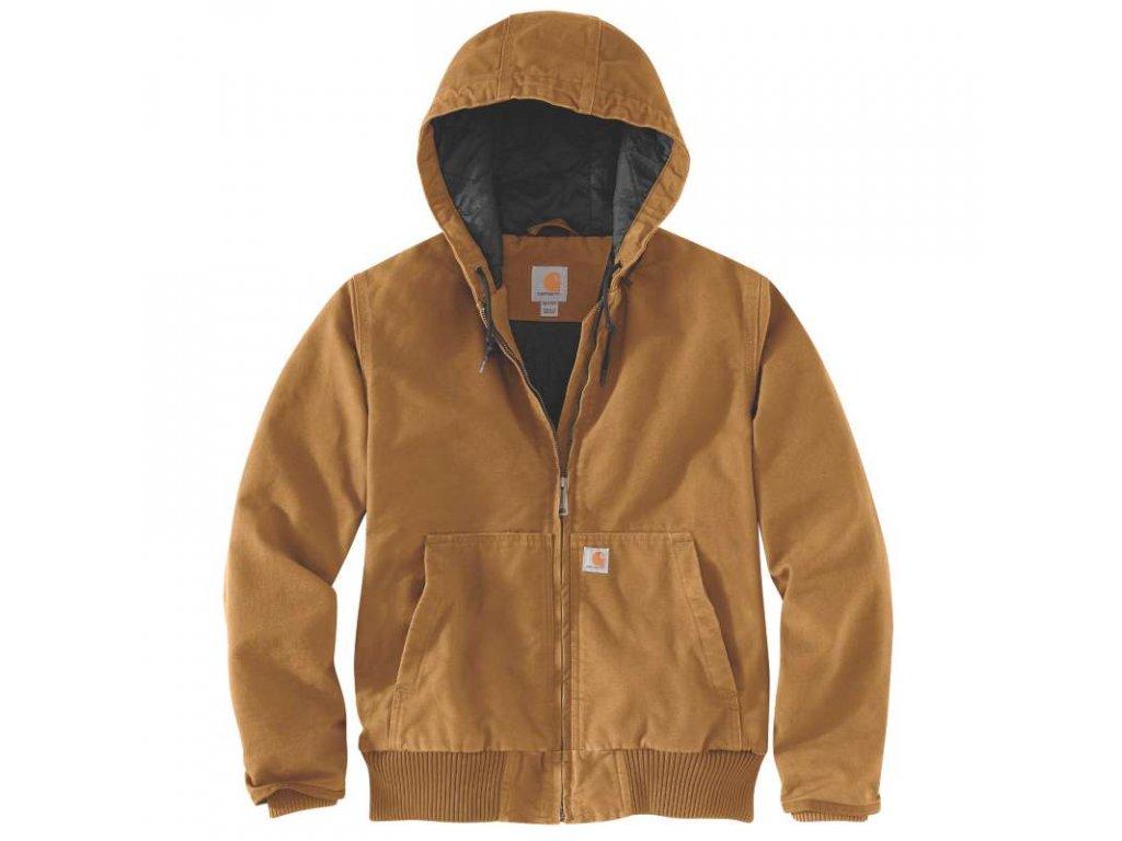 Dámská bunda Carhartt Washed Duck Active Jacket