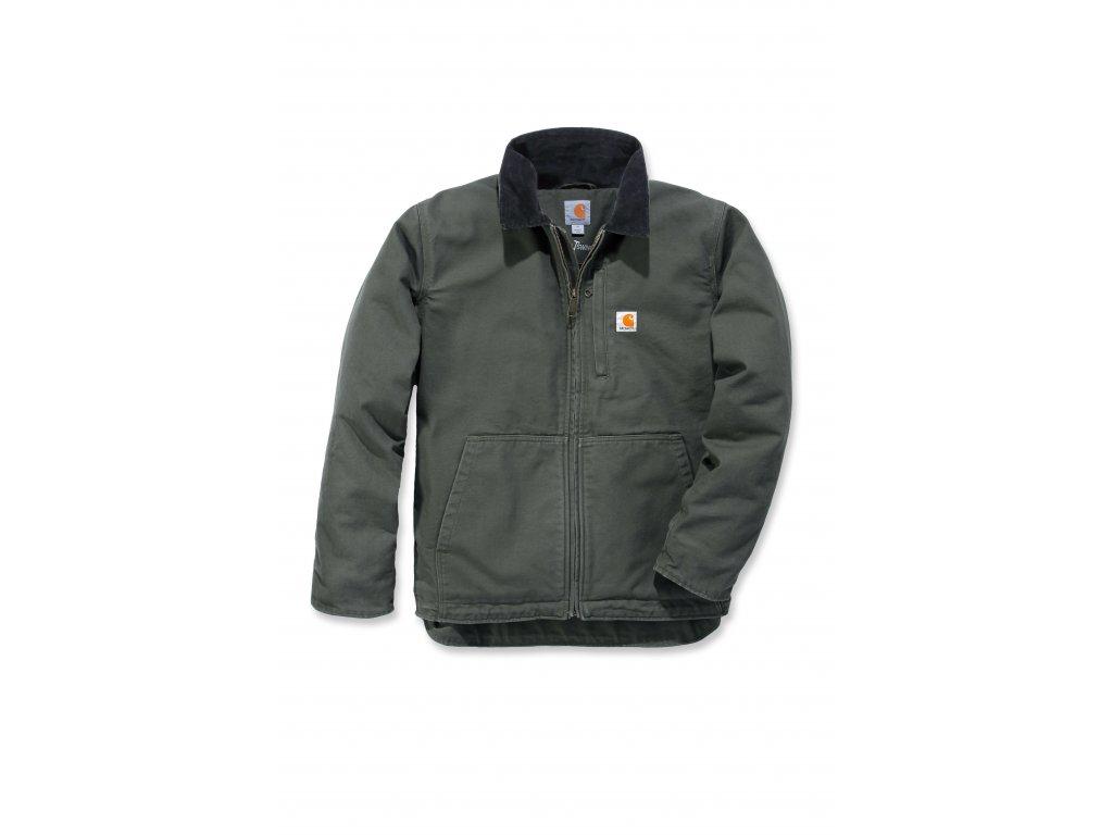 Bunda Carhartt zelená Full Swing Armstrong Jacket