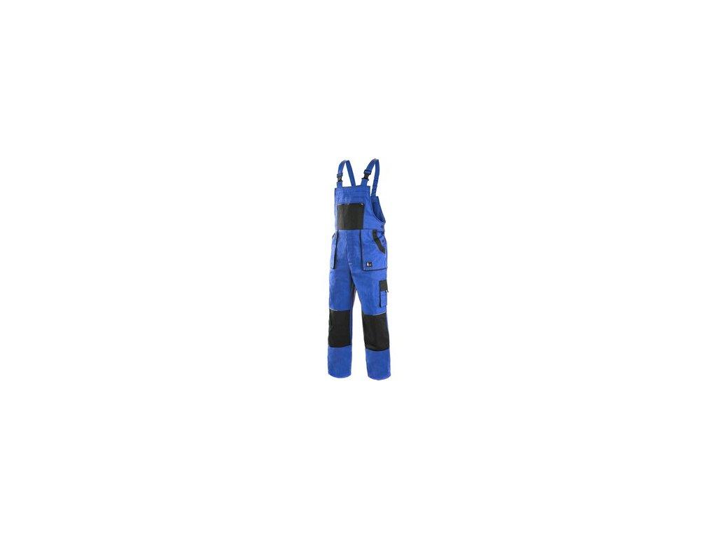 Pánské zahradníky CXS LUXY ROBIN, modro-černé
