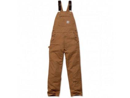 Kalhoty laclové Carhartt Bib Overall