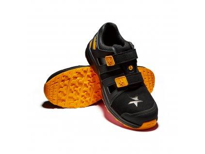 Bezpečnostní obuv Dune Solid Gear