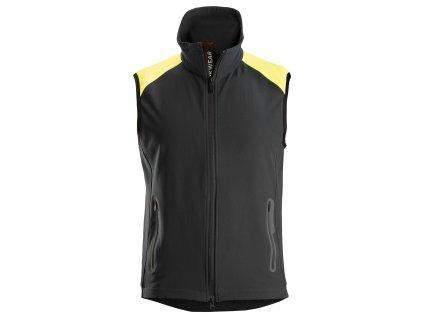 Vesta FW Neon černá Snickers Workwear