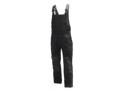 Laclové kalhoty CHELSEA Helly Hansen - černé