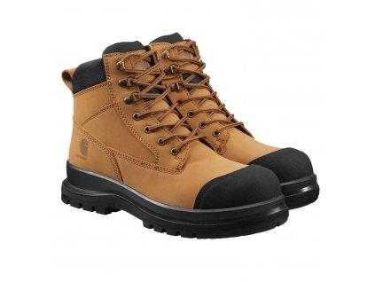 Pracovní obuv Carhartt Men´s Detroit 6 Inch Zip Safety Boot S3