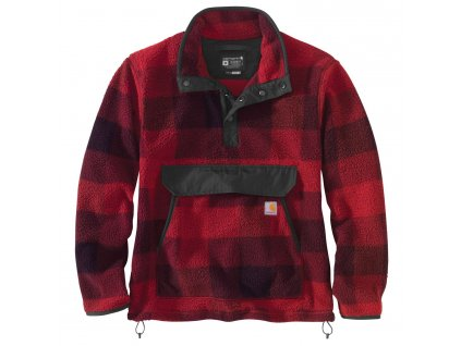Mikina Carhartt Relaxed Fit Fleece Pullover
