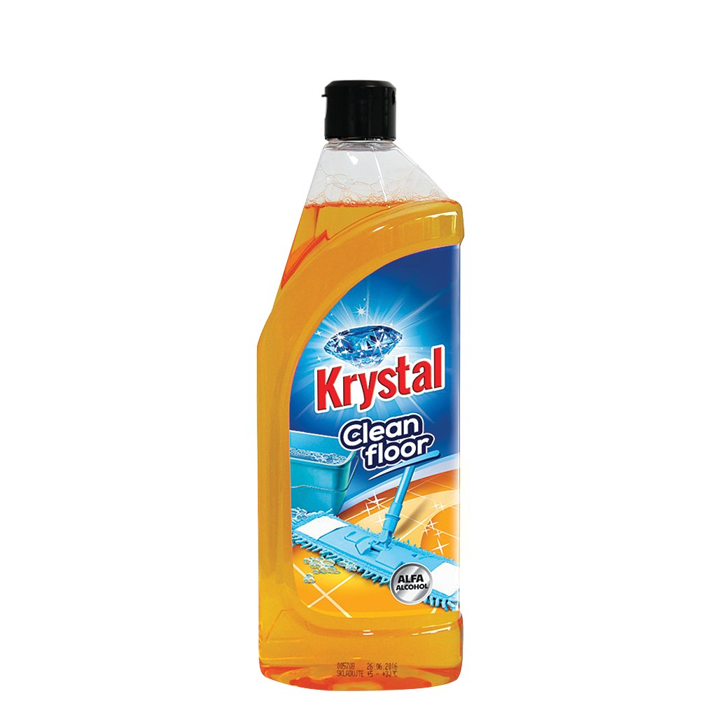 KRYSTAL na podlahy Alfaalkohol 750ml