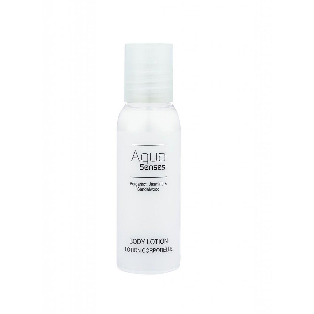 AQUA SENSES Tělové mléko 35ml
