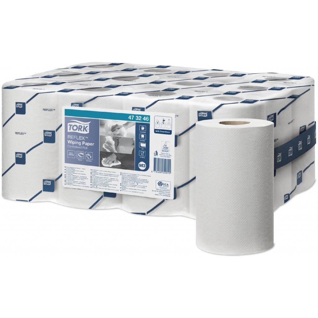 Tork Basic papírová utěrka 1vrstvá 11 ks