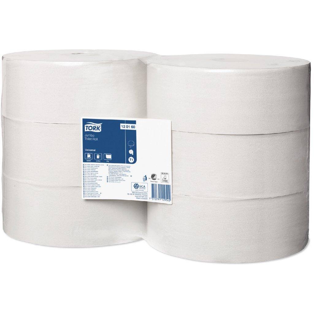 Tork Jumbo toaletní papír - 1vrstvý