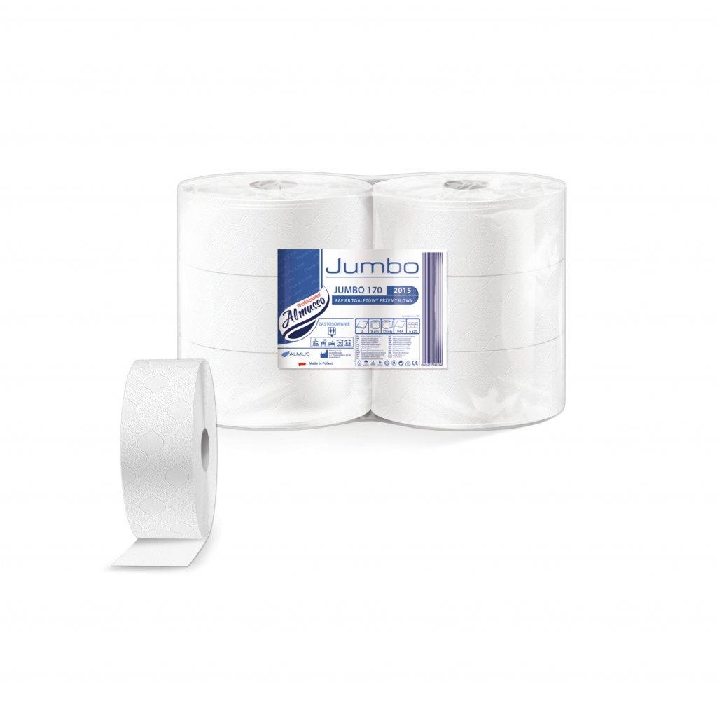 Jumbo 24. 2 vrstv. 100 % celulóza 6 ks v balení