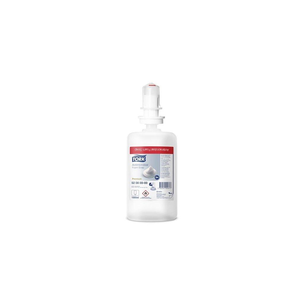 Tork 520800 pěnové mýdlo antimikrobiální (biocid)