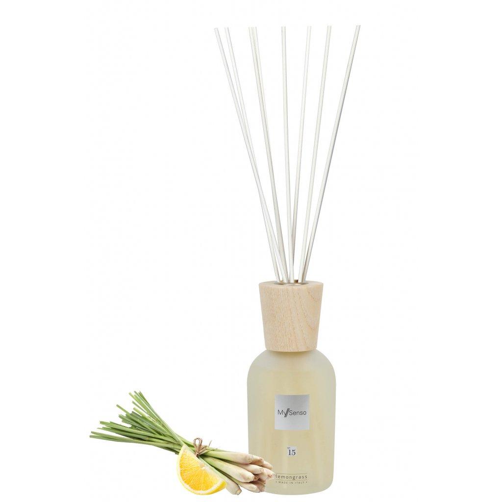 Diffuser Premium N°15 Lemongrass 240ml