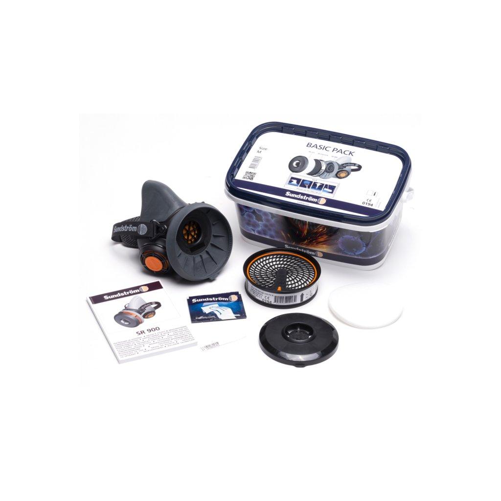 Basic Pack SUNDSTROM /SR 900/SR 510 P3 R/SR 221/