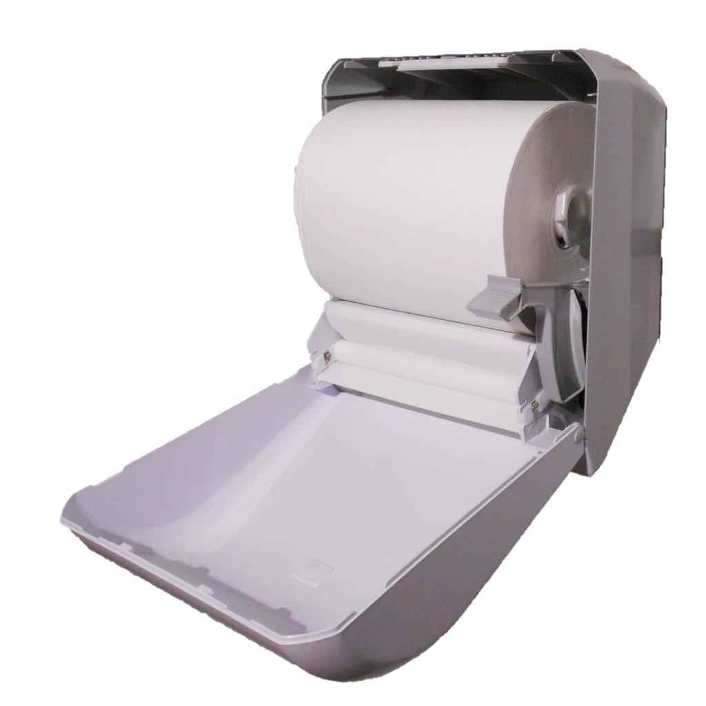CN Zásobník ručníků s podavačem transparentní