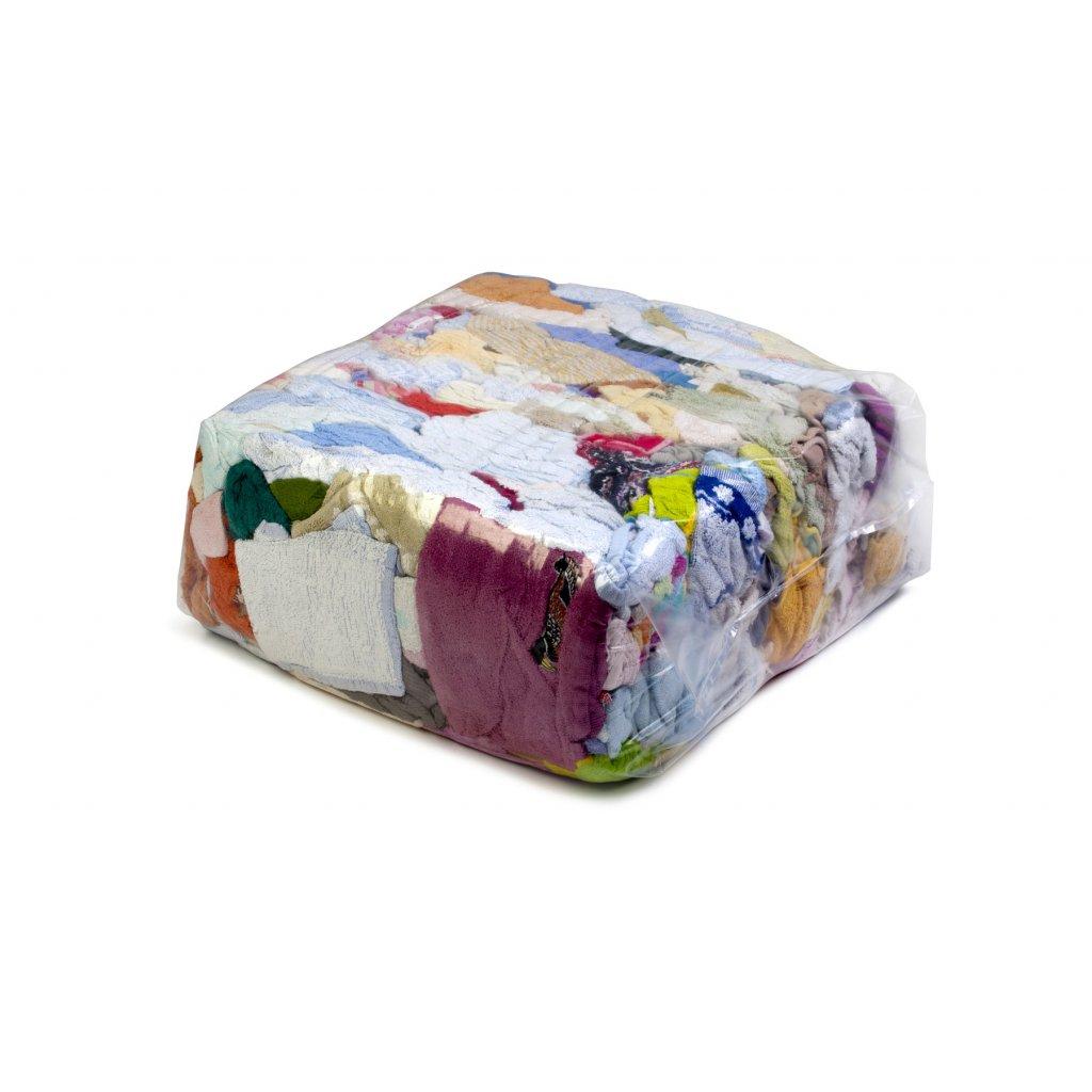 Textilní čistící utěrky 10kg