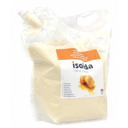 ISOLDA hydratační krém včelí vosk s mateřídouškou 5L - sáček