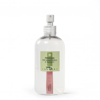 Parfumed Water for fabrics sweet Flower 250ml