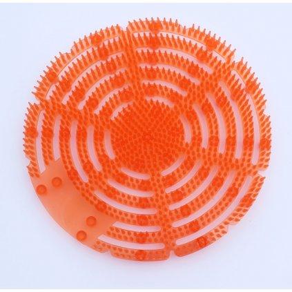 CN Pisoárové sítko enzymatické oranžové Mango 2 ks