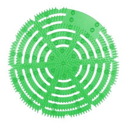 CN Pisoárové sítko enzymatické zelené - Jablko 2 ks