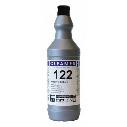 CLEAMEN 122 podlahy s leskem, parfémované 1L
