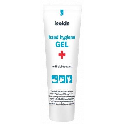 ISOLDA hygienický gel s dezinfekční přísadou, 100 ml